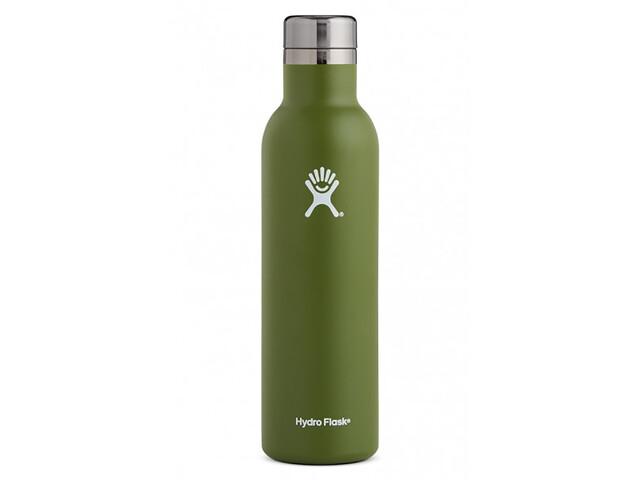 Hydro Flask Bouteille de vin 749ml, olive